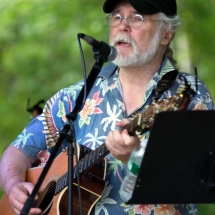 Barry Hayes classic and folk rock entertainer
