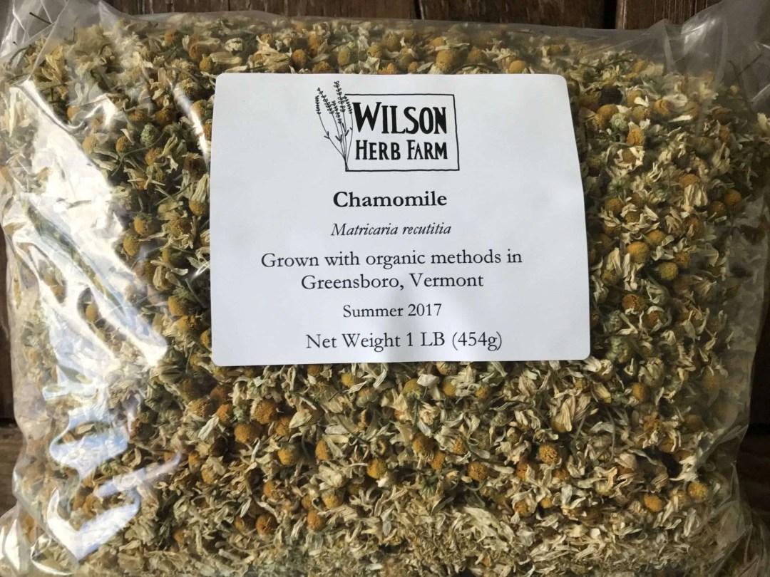 Wilson Herb Farm - Camomile - Craftsbury Farmers Market