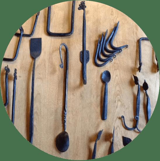 Alder Hardt Ironworks - Hardwick, VT