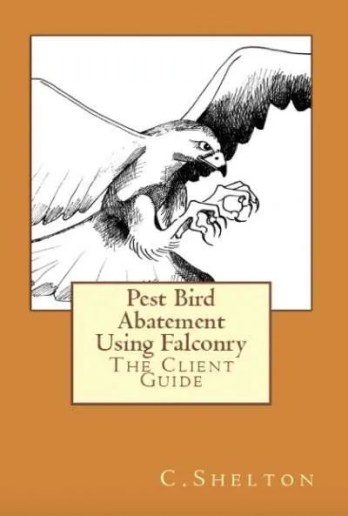 Pest-Bird-Abatement-Using-Falconry-Cynthia-C-Shelton-Vermont-author