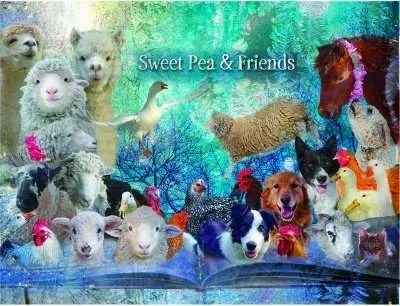 Sweet-Pea-Friends-John-Jennifer-Churchman-Vermont-authors