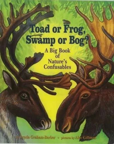 Toad-Frog-Swamp-Bog-Lynda-Graham-Barber-Vermont-author