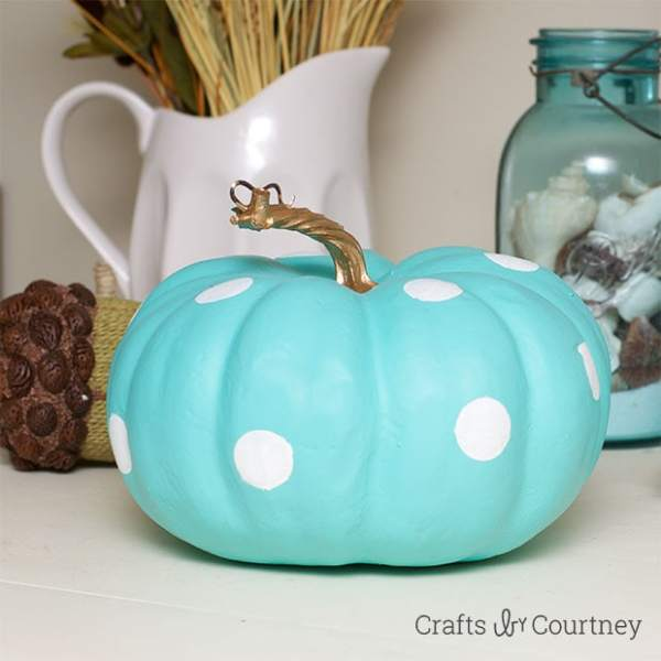 Tiffanly-Inspired-Pumpkin