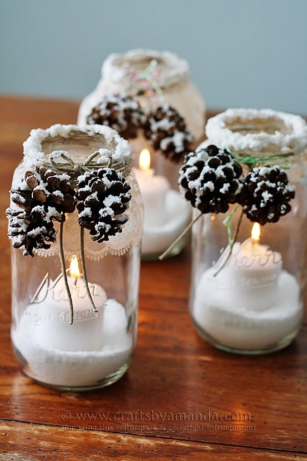 snowy-pinecone-candle-jars-pin-worthy