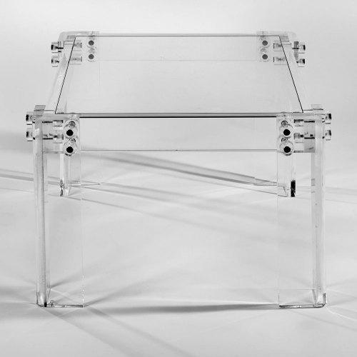 ルーサイト ボルト テーブル 1970