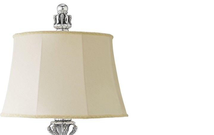 ジョージ・ジェンセン 銀製 テーブルランプ 79 ( Georg Jensen Table Lamp 79 Sterling Silver )