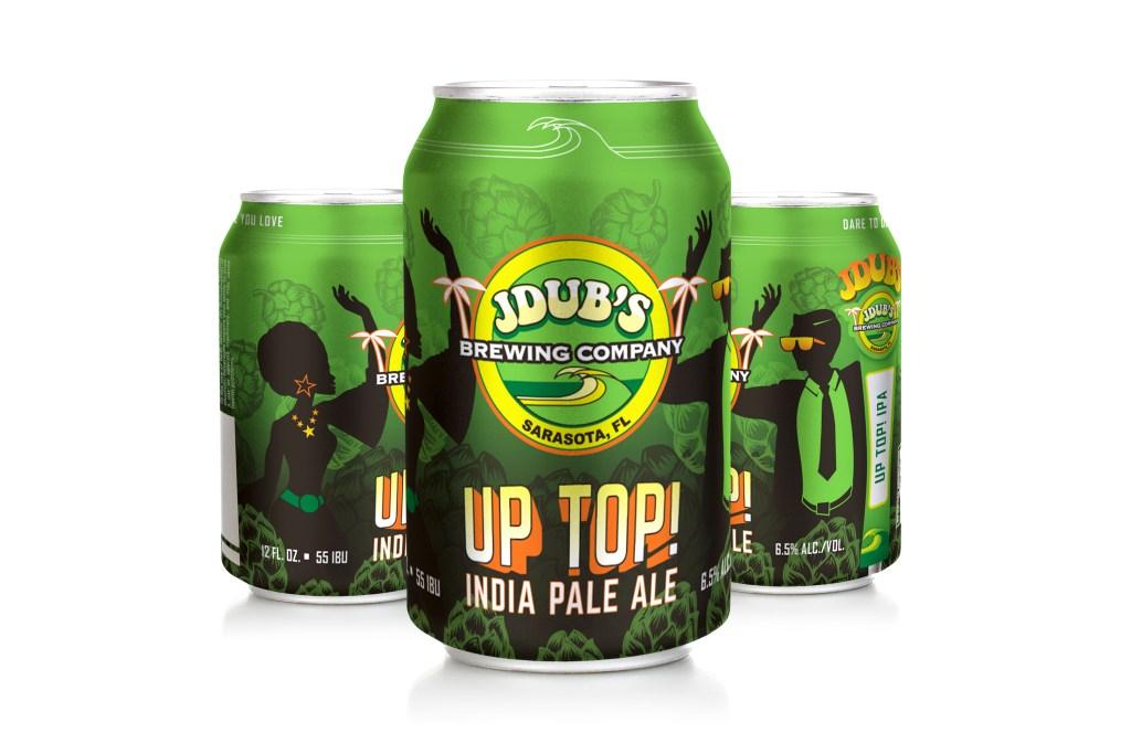 Up Top IPA, Craft Beer, beer, IPA