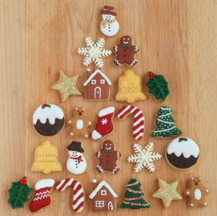 Cooke Christmas Tree