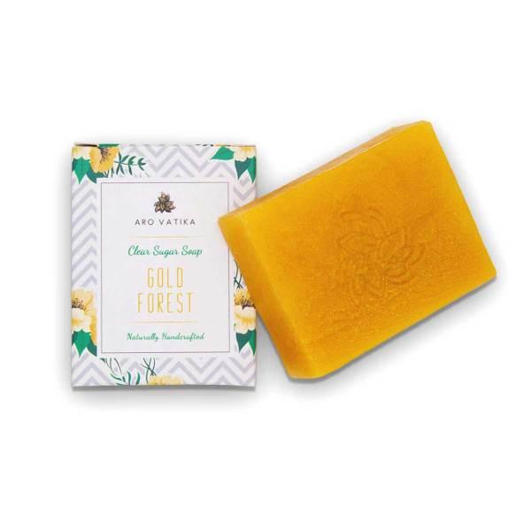 Arovatika Gold Forest Soap - Herbal Soap