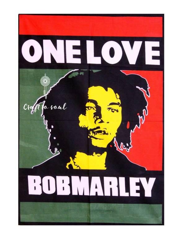 Bob Marley One Love Tapestry