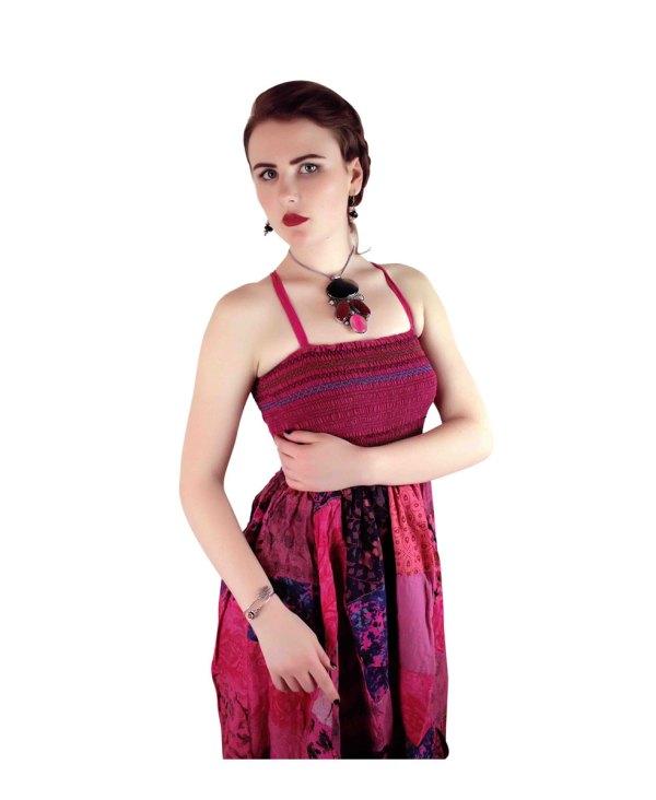 Gypsy Patchwork Dress
