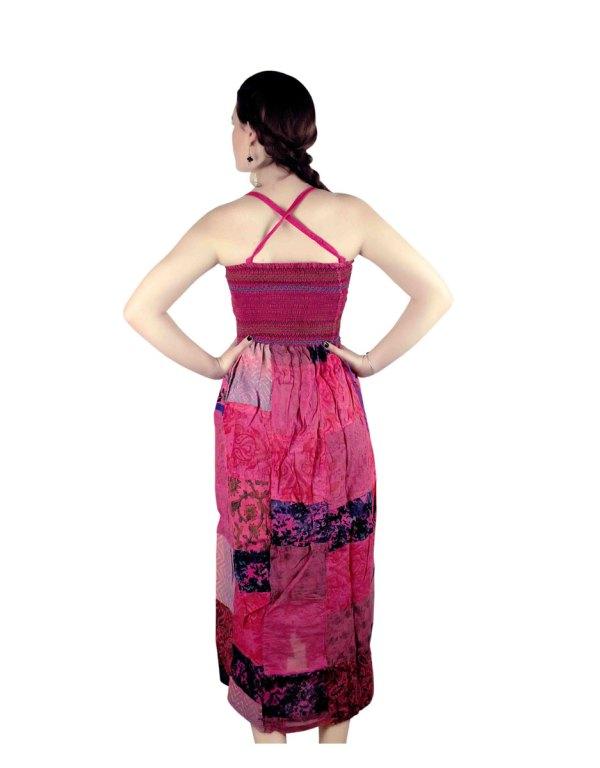 Gypsy Patchwork Dress 2