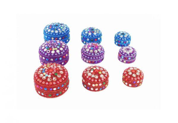 Beaded Jewellery 3 Boxes