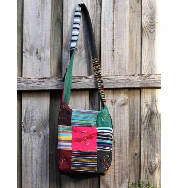 Hippie Crossbody bag