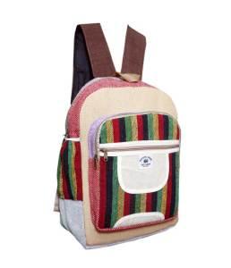 Jamaican Style Hemp Backpack