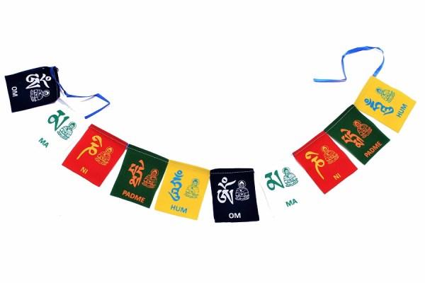 Buddhist Mantra Flag