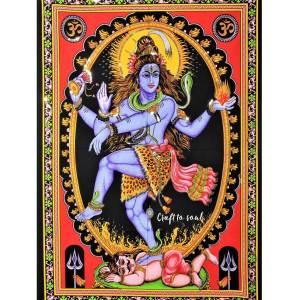 Shiva tapestry