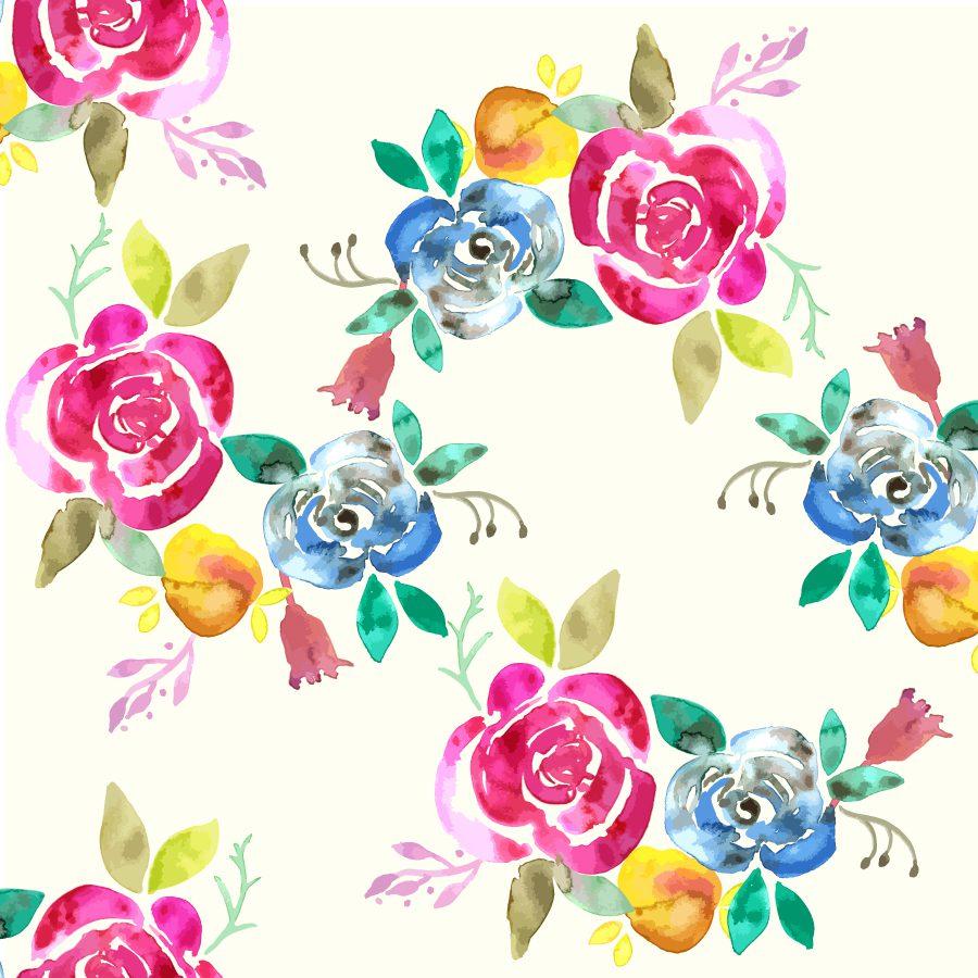 watercolour-vintage-roses