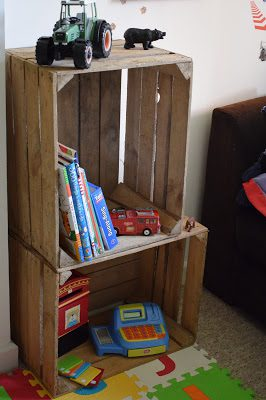 Seven inspirational uses for Vintage Apple crates