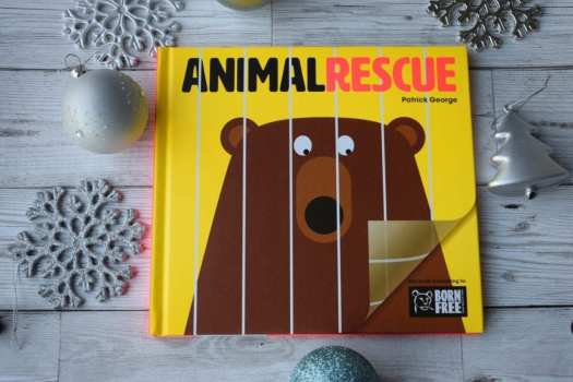 animal rescue book childrens git guide