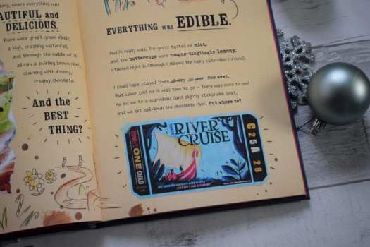 golden ticket inside book children gift guide