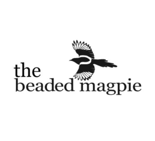 The beaded magpie logo