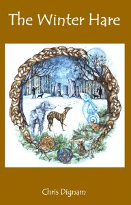 Winter Hare, Rabbit, Deerhounds, Greyhounds, Children's Book, Children's Story, Adventure, Rescued Greyhound, Greyhound Rescue