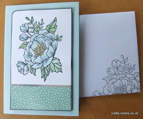 crafty-rootes.com - Stampin Up Birthday Blooms