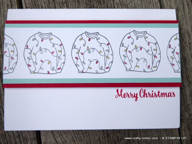 Quirky Christmas card