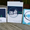 Lovely set of Christmas cards
