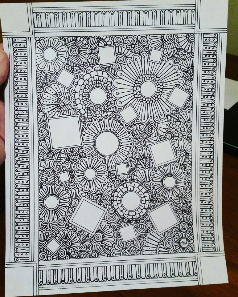Detailed Doodle