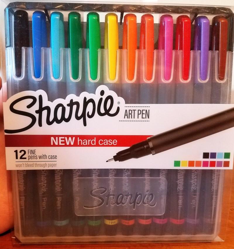 Sharpie Art Pen Review