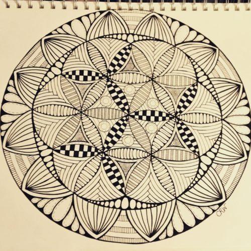 Sacred Geometry - Seeds of Life