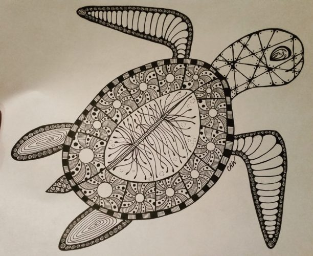 Sea Turtle Prompt