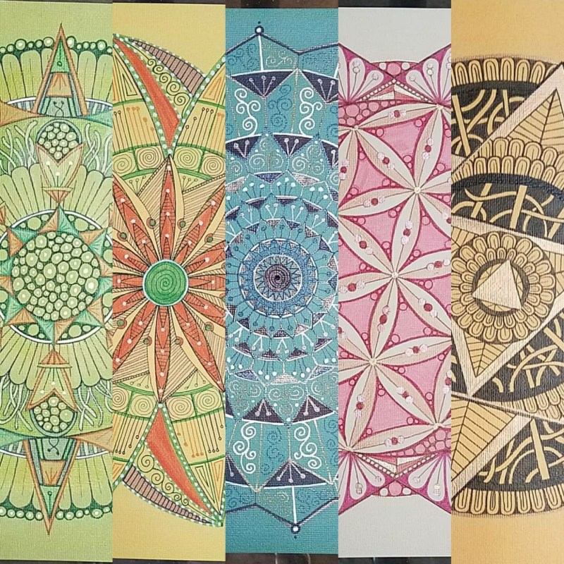 Mandala Collection II, Mandala 5
