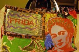Frida purse by Crafty Chica