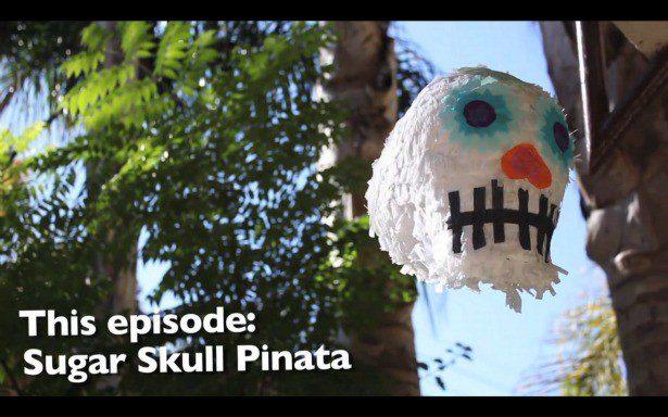 sugar-skull-pinata