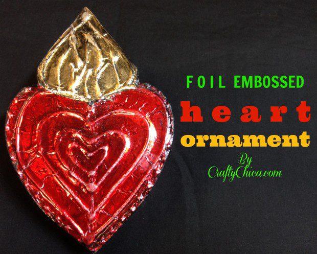 foil-embossed-heart