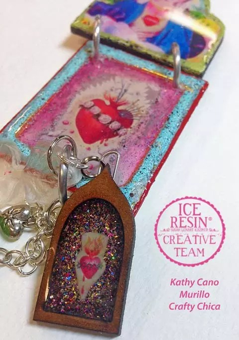 sacred-heart-necklace-craft