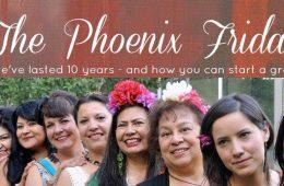 Phoenix Fridas, photo by Kelly White Peterson.