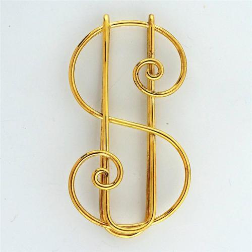 vintage-1940-dollar-sign-14k-money-clip-hand-made-3818aecf84fd106976ce547cd4439139