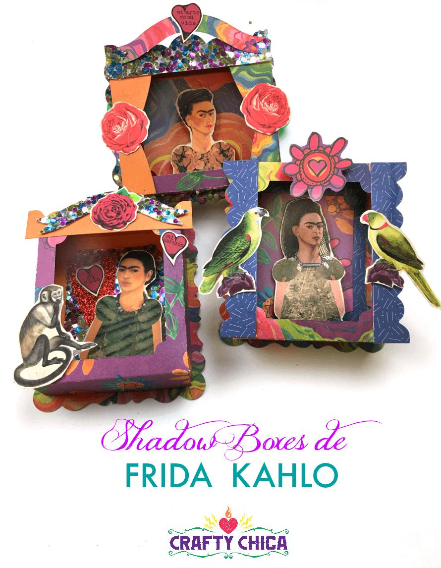 Frida shadow boxes