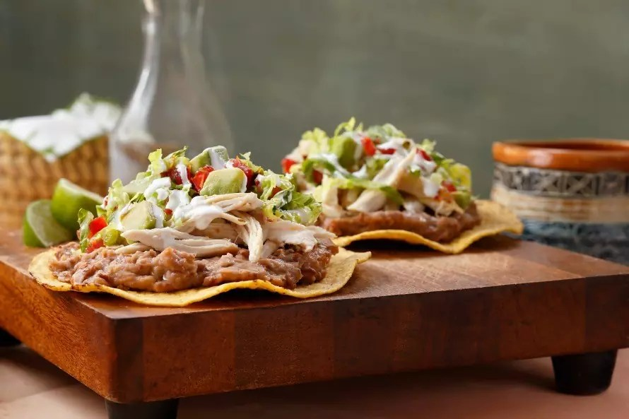 Recipe - Traditional tostadas