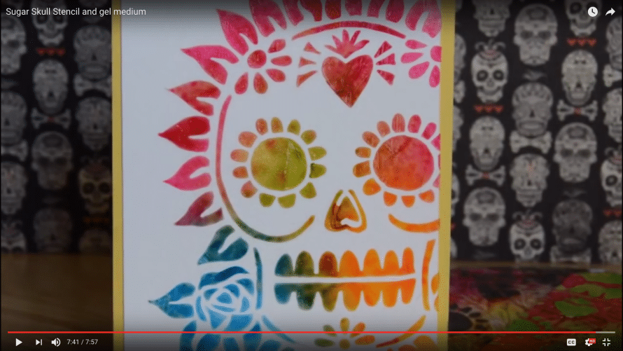 sugar-skull-gel-medium