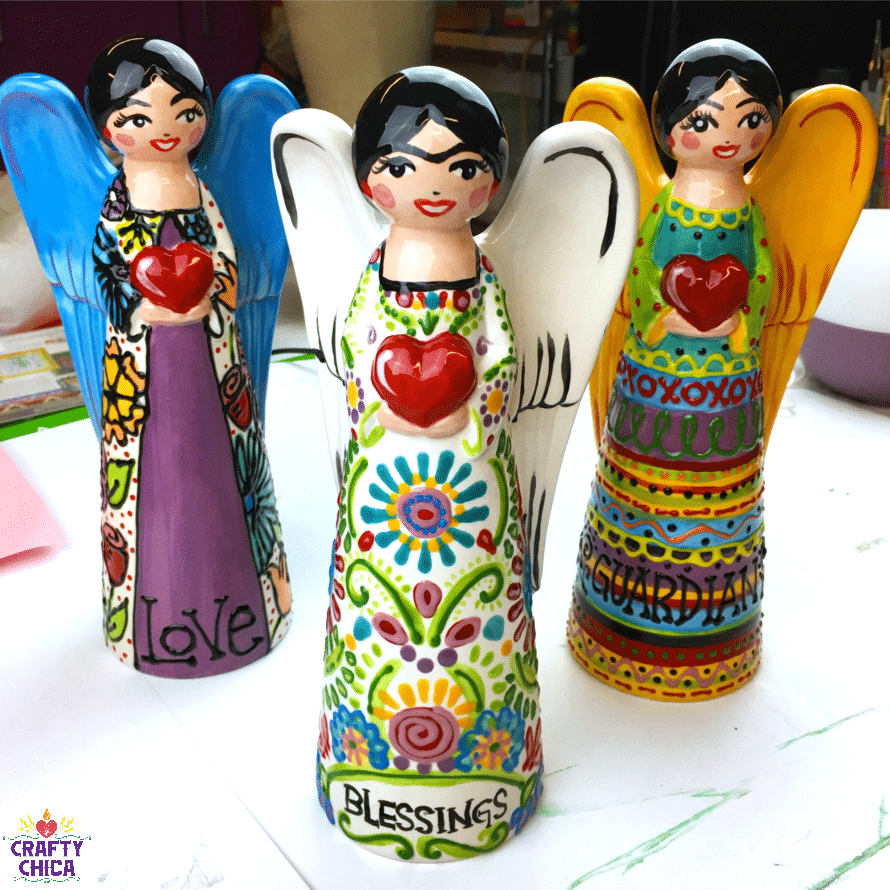 crafty-chica-angel-statues