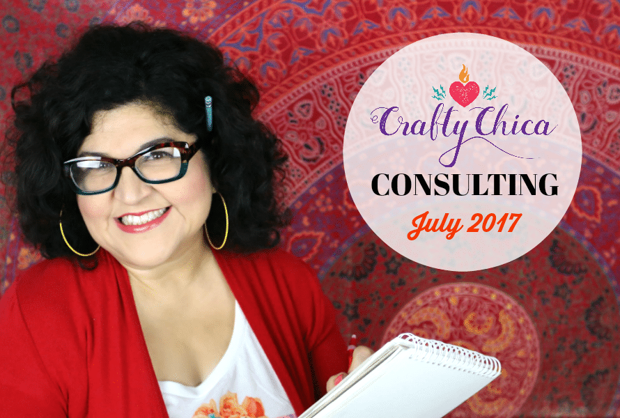 Crafty Chica consulting, 2017
