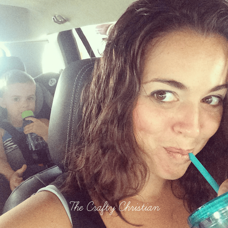 Traveling with toddlers is rough. Trust me, I know how you feel! This is how we made it through a 12 hour road trip (each way!) with 2 under 3!