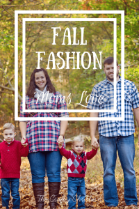 Fall Fashion Moms Love + GIVEAWAY!