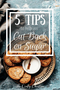 5 Tips to Help You Cut Back On Sugar