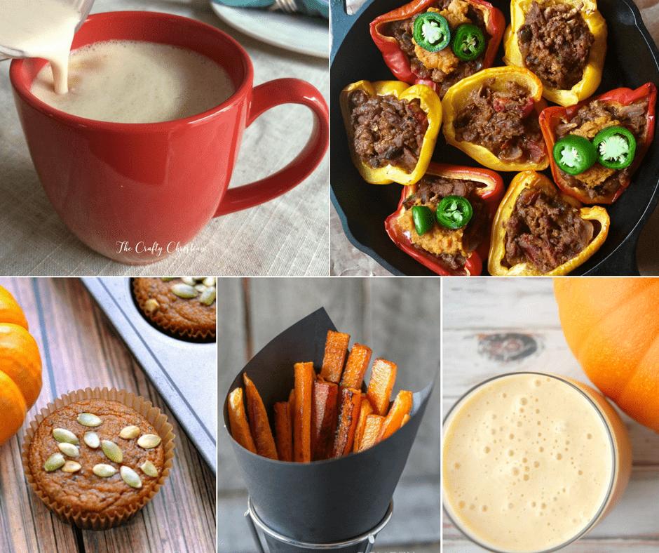 10 Healthy Pumpkin Recipes {That aren't dessert!}